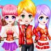Mutlu Çin yeni yılı oyunu