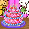 Merhaba Kitty doğum günü pastası oyunu