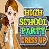 High School Party Dress Up oyunu