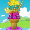 Dondurma DIY Maker oyunu