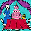 Jenny boyama doğum günü partisinde oyunu