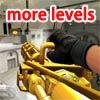 Golden kralı silah 2 daha fazla düzey oyunu