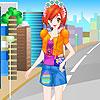Lily tatil Tokyo giysi oyunu