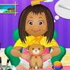 Küçük Daisy Saç Bakımı oyunu