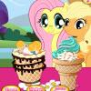 Küçük midilli dondurma oyunu