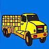 Uzun Köyü kamyon boyama oyunu