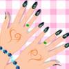 Manicure Sally oyunu
