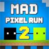 Mad Pixel Run 2 oyunu