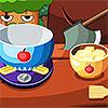 Apple meyveli turta yapmak oyunu