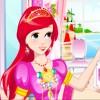 Sihirli prenses yatak odası oyunu