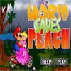 Mario şeftali kaydeder oyunu