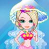 Mermaid Bride Dress Up oyunu
