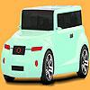 MIDI parlak araba boyama oyunu