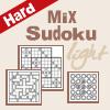 Sudoku ışık Vol 2 karışımı oyunu