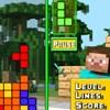 Minecraft Tetris oyunu