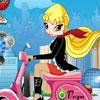 Motosiklet moda oyunu