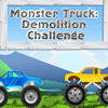 Canavar kamyon Montaj cihazları-Kırıcı meydan okuma oyunu