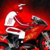Motocross öfke oyunu