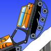 Dağ kurtarma sürücüsü oyunu