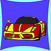 Yeni konsept araba boyama oyunu