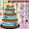 NY pasta Dekorasyonu oyunu