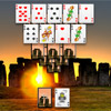 Old World Stones Solitaire oyunu
