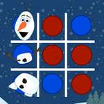 Olaf Frozen ateş oyunu