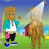Peppys Pet bakım - ayı oyunu