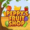Peppys meyve Shop oyunu