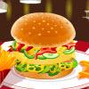 Perfect Homemade Hamburger oyunu