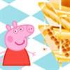 Peppa Pig decorated bakery oyunu