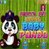 Peppys Pet bakım - bebek Panda oyunu