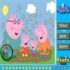 Peppa Pig gizli yıldız oyunu