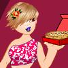 Neşeli Pizza Giydir oyunu