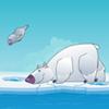 Kutup ayısı av oyunu