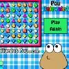 Pou Bejeweled oyunu