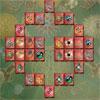 Değerli ve sahtekar taşlar Mahjong oyunu