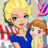 Prenses ve Kraliyet bebek oyunu