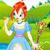Princess Bloom Dressup oyunu