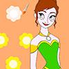 Prenses Boyama Anna oyunu
