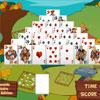 Pyramide Solitaire çiftlik Edition oyunu