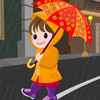 Rain Girl Dress Up oyunu