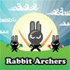 Tavşan okçular oyunu