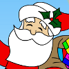 Santa bağlanmak oyunu