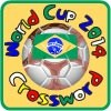 Samba Soccer Brazil World Cup Crossword oyunu