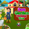 Sam Garden temizlik zaman oyunu