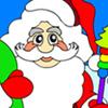 Noel Baba Boyama oyunu