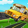 Okul otobüsü Park çılgınlık oyunu