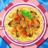 Seafood pasta oyunu