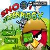 shoot green piggy oyunu